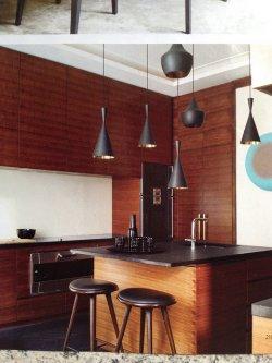 kuchnia, meble kuchenne, oświetlenie kuchenne